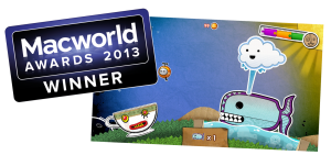 Kumo Lumo Macworld iOS Game of the Year